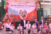 Đắk Nông: Nhiều hoạt động ý nghĩa nhân ngày khai trường cho học sinh nghèo vùng xa