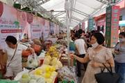 Nông nghiệp Nhiều đặc sản vùng miền được giới thiệu tại 'Phiên chợ Tuần nông sản an toàn thực phẩm năm 2020' ở Hải Phòng