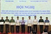 Ngành Điện lực hỗ trợ 30 tỷ đồng làm nhà cho hộ nghèo tại Nậm Pồ tỉnh Điện Biên