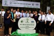 Quỹ 1 triệu cây xanh cho Việt Nam trồng tại nhiều địa danh lịch sử