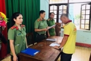Đắk Nông: Phạt hành chính người đăng video xúc phạm CSGT huyện trên MXH Facebook