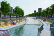 3 năm không doanh thu của JVE: Doanh nghiệp đề xuất cải tạo sông Tô Lịch