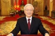Tổng Bí thư, Chủ tịch nước Nguyễn Phú Trọng gửi thư cho ngành giáo dục nhân dịp năm học mới