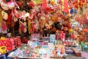 Thị trường đồ chơi Trung thu: Náo nhiệt và sôi động