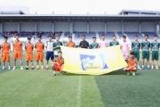 FC Liên minh Thiên Bằng - Tuấn Hưng và FC F17 KAIWIN Sport ra quân ngay trong buổi khai mạc