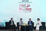Cơ hội lớn để kích cầu hàng Made in Việt Nam sau đại dịch