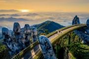 Cầu Vàng- sứ giả đưa Việt Nam đến với thế giới giữa thời Covid-19