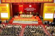 Nghệ An: Khai mạc Đại hội đại biểu Đảng bộ tỉnh lần thứ XIX, nhiệm kỳ 2020-2025