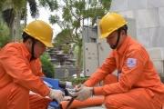 Đảm bảo điện phục vụ Đại hội lần thứ XVII Đảng bộ Thành phố Hà Nội và lễ kỷ niệm 1010 năm Thăng Long Hà Nội