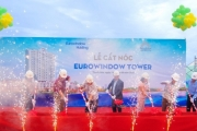Sau cất nóc, chung cư Eurowindow Tower Thanh Hóa ngày càng đắt giá