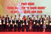 """Hà Nội: Tiếp nhận 28,2 tỷ đồng ủng hộ Tháng cao điểm """"Vì người nghèo"""""""