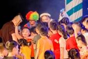 Rực rỡ không gian vui Tết Trung thu truyền thống lần đầu tiên được tái hiện tại Cẩm Phả