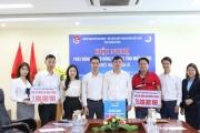 Tỉnh Đoàn Quảng Ninh: Phát động quyên góp ủng hộ đồng bào các tỉnh miền Trung bị thiệt hại do mưa lũ