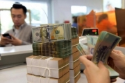 Doanh nghiệp đẩy mạnh gửi tiền vào ngân hàng