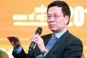Bộ trưởng Nguyễn Mạnh Hùng: 'Việt Nam hội tụ các điều kiện để trở thành đất nước công nghệ'