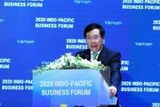 Việt Nam ủng hộ khu vực Ấn Độ Dương-Thái Bình Dương hòa bình, phát triển