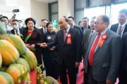 Thủ tướng Nguyễn Xuân Phúc dự Lễ kỷ niệm 90 năm thành lập Hội Nông dân Việt Nam