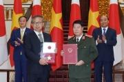 Việt Nam và Nhật Bản trao đổi 12 văn kiện hợp tác trị giá gần 4 tỷ USD