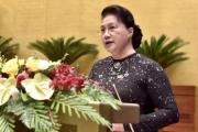 'Quốc hội chia sẻ trước những đau thương, mất mát của đồng bào, chiến sĩ miền Trung'