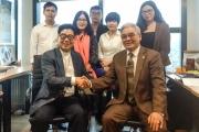 Mở ra cơ hội hợp tác, xúc tiến giao thương với Công ty TNHH Soft Magic Hàn Quốc