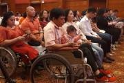 """""""Giấc mơ có thật"""" lần thứ 3 mang hạnh phúc đến cho 60 cặp đôi người khuyết tật"""
