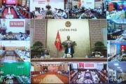 Hội nghị trực tuyến toàn quốc về giải ngân vốn ODA