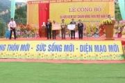 Hữu Kiệm được công nhận đạt chuẩn nông thôn mới