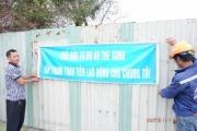 Đà Nẵng: Công ty Quảng An 1 nợ tiền thi công, hàng trăm công nhân khốn đốn