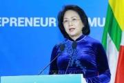 Nữ doanh nhân ASEAN đoàn kết, chủ động ứng phó với đại dịch COVID-19 và BĐKH