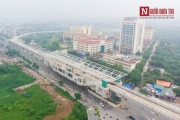 Thanh tra dự án đường sắt Nhổn - ga Hà Nội: Nhiều vi phạm xuất hiện