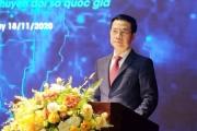 Bộ trưởng Nguyễn Mạnh Hùng: 'Dữ liệu là dầu mỏ để tạo ra giá trị trong tương lai'