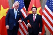 Quan hệ Việt Nam-Hoa Kỳ: Chưa bao giờ phát triển mạnh mẽ như hiện nay