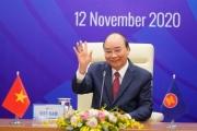 Thủ tướng Nguyễn Xuân Phúc công bố khoản đóng góp của Việt Nam cho ứng phó COVID-19