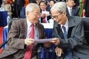 Tổng Bí thư, Chủ tịch nước Nguyễn Phú Trọng thăm mái trường xưa
