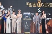 """Họp báo Chung kết toàn quốc """"Hoa hậu Việt Nam năm 2020 – Thập kỷ hương sắc"""""""