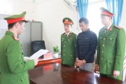 Hà Tĩnh: Đốt chuồng gia súc vì cãi nhau với mẹ