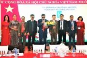 Hội Người mù tỉnh Lạng Sơn tổ chức thành công Đại hội đại biểu lần thứ I