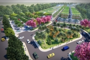 """Shophouse hai mặt tiền tại resort 5 sao kề bên Hà Nội gây """"sốt"""" thị trường bất động sản cao cấp"""