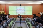 Bộ trưởng Nguyễn Mạnh Hùng: Bộ TT&TT phải đi đầu trong chuyển đổi số để làm mẫu cho các Bộ, ngành