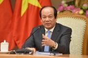 Bộ trưởng Mai Tiến Dũng lọt top 50 nhà quản trị có tầm ảnh hưởng của thế giới