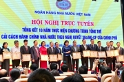 HDBANK nhận bằng khen về thành tích xuất sắc trong cải cách hành chính