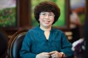 Bà Thái Hương: 'Tôi đã và sẽ đưa hình ảnh Việt Nam ra thế giới theo định hướng nông nghiệp công nghệ cao'