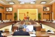 Ủy ban Thường vụ Quốc hội xem xét, quyết định thành lập thành phố Phú Quốc và Thủ Đức