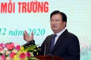 Phó Thủ tướng 'chốt' 7 nhiệm vụ cho ngành tài nguyên môi trường