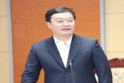 Chủ tịch UBND tỉnh Nghệ An Nguyễn Đức Trung: 'Nghệ An cần thay đổi cách tiếp cận đối với các nhà đầu tư'