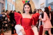 """Hoa hậu Doanh nhân tài sắc Hồ Như Quỳnh: Ban giám khảo công tâm của """"VTV Christmas go Green"""""""