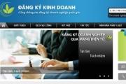 Quy định đăng ký doanh nghiệp qua mạng thông tin điện tử