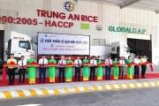 Xuất khẩu lô gạo đầu tiên của năm 2021 sang Singapore và Malaysia