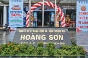 Dòng tiền nghìn tỉ 'tiếp sức' cho Hoàng Sơn Group