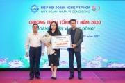 Tập đoàn Hưng Thịnh: Hỗ trợ 200 triệu đồng chăm lo Tết 2021 cho người nghèo
